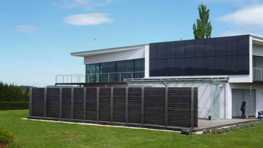 PV Fassade